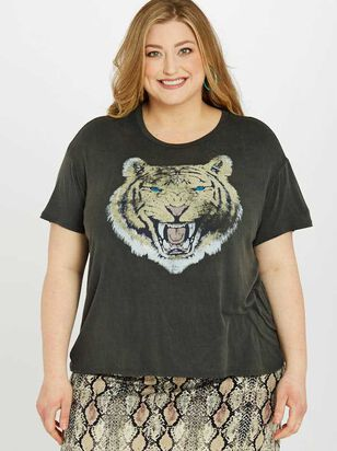 Growling Tiger Top - Altar'd State