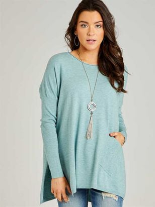 Cozy Comfort Pocket Sweater - Altar'd State