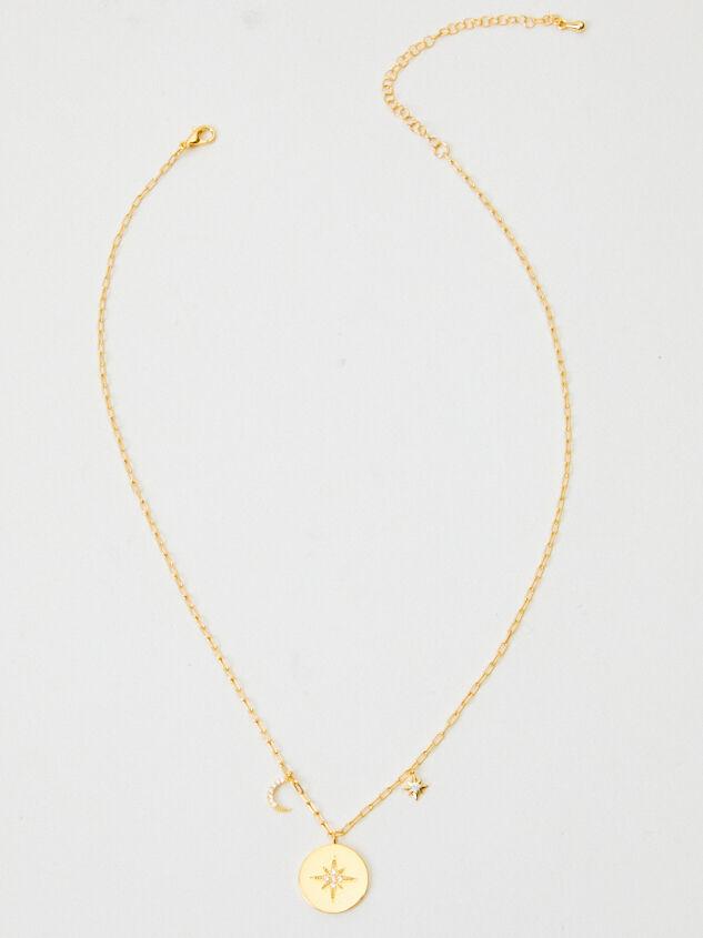 Celestial Necklace Detail 3 - Altar'd State