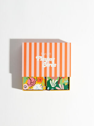 Floral Card Deck Set - Altar'd State