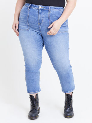 Incrediflex Indigo Rain Jeans - Altar'd State