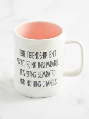True Friendship Mug - Altar'd State