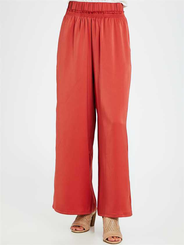 Penny Palazzo Pants Detail 2 - Altar'd State