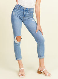 Sally Girlfriend Jeans - Altar'd State