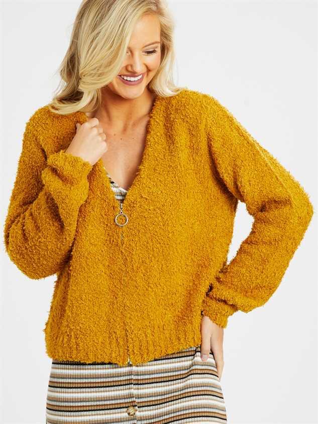 Rhett Cardigan Sweater - Altar'd State