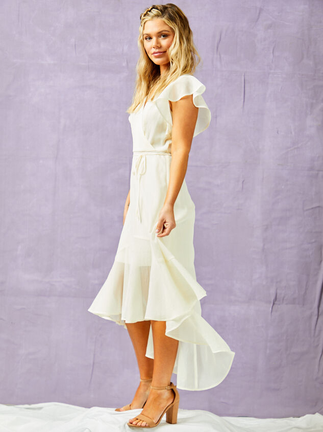 Florentina Maxi Dress Detail 2 - Altar'd State
