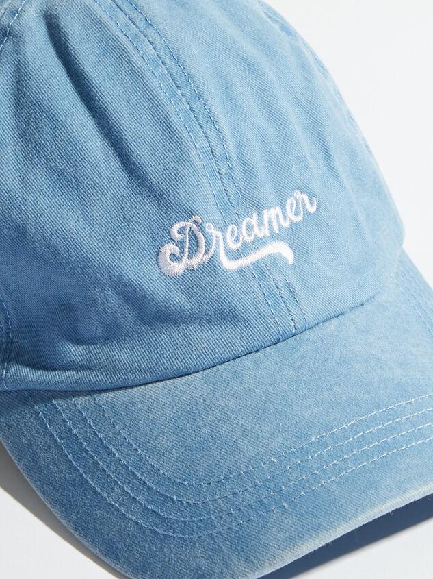 Dreamer Baseball Hat Detail 2 - Altar'd State