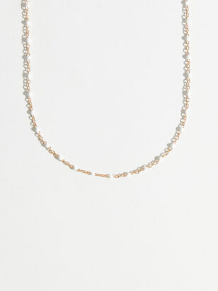 Charm'd 18K Gold 18 Inch Chain Charm Necklace - Altar'd State