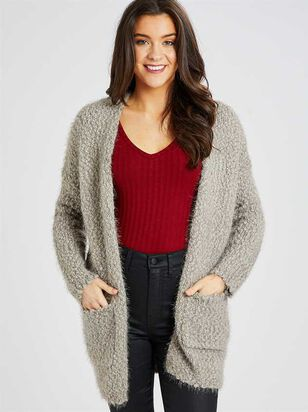 Lovely Lash Cardigan Sweater - Altar'd State