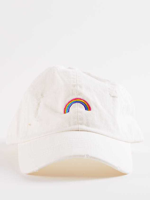 Rainbow Daze Baseball Hat - Altar'd State