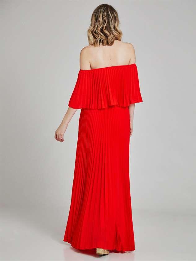 Audrianna Maxi Dress Detail 4 - Altar'd State