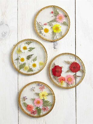 Dried Flower Coaster Set - Altar'd State
