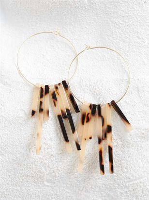 Fringe City Earrings - Altar'd State