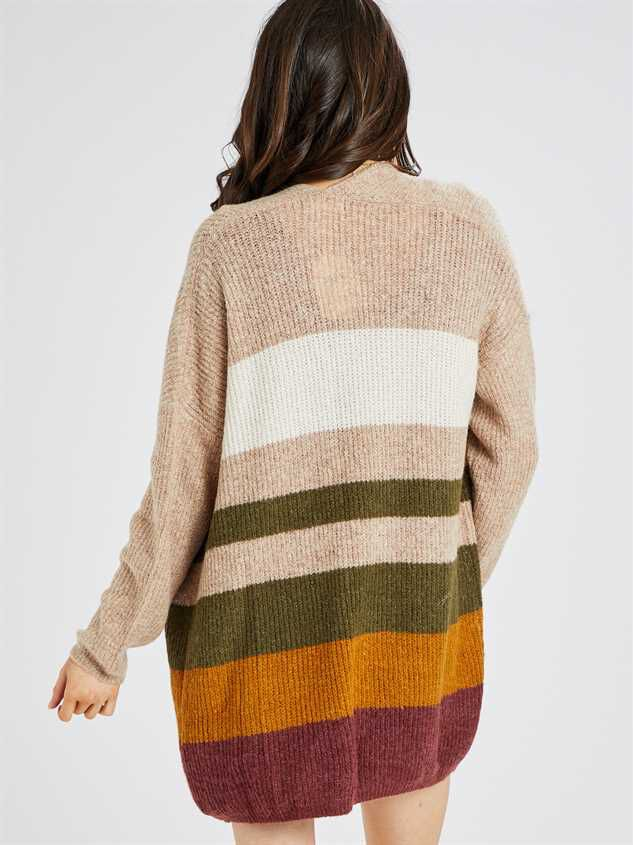 Bennett Cardigan Sweater Detail 3 - Altar'd State