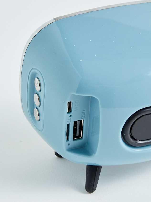 Crosley Retro Bluetooth Speaker Detail 4 - Altar'd State