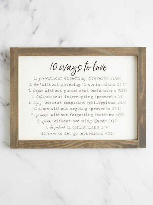 10 Ways to Love Wall Art - Altar'd State