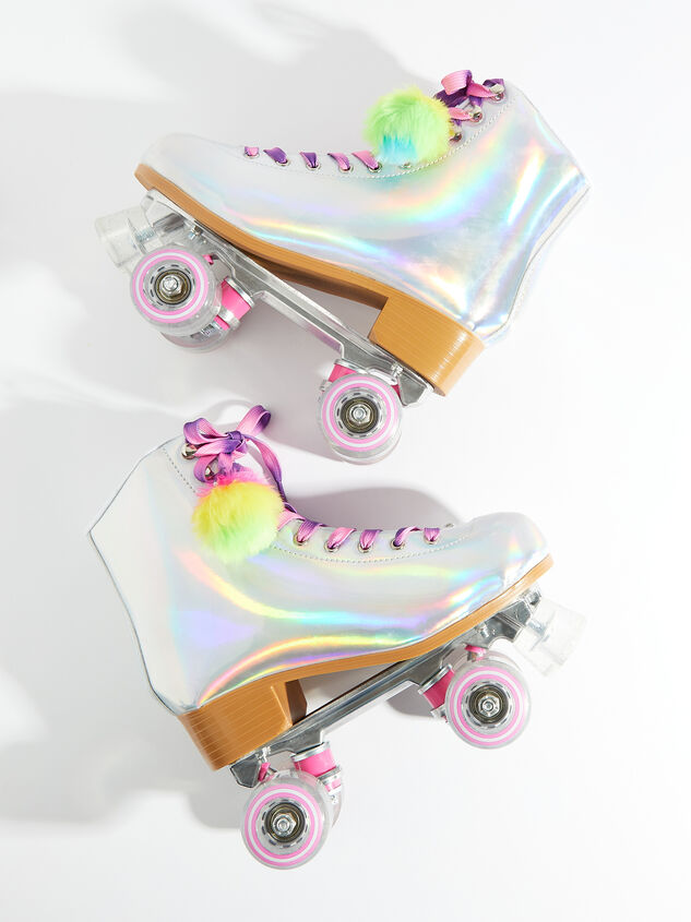 Kaleidoscope Retro Skates - Altar'd State
