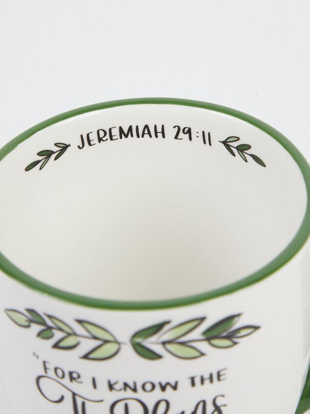 Jeremiah 29:11 Mug Detail 3 - Altar'd State