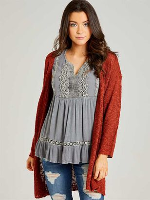 Baker Cardigan Sweater - Altar'd State