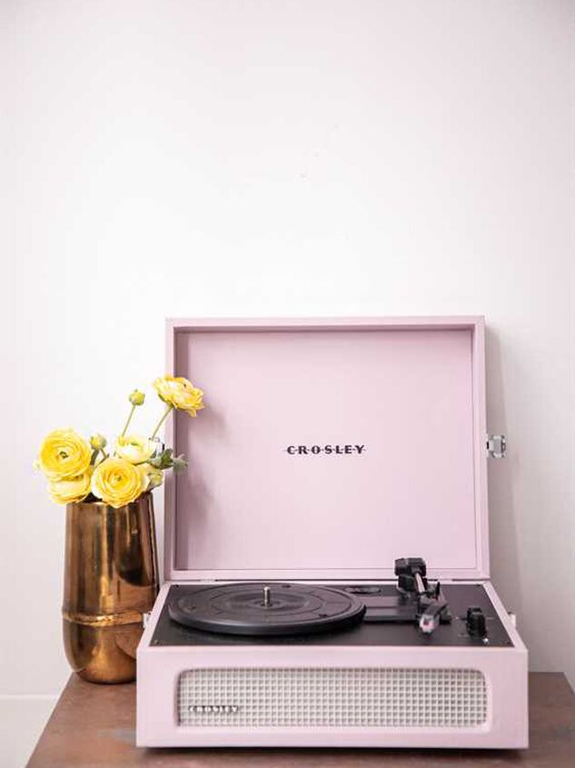 Crosley Voyager Record Player - Amethyst - Altar'd State