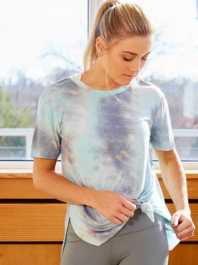 Revival Limitless Tie Dye Top - Altar'd State