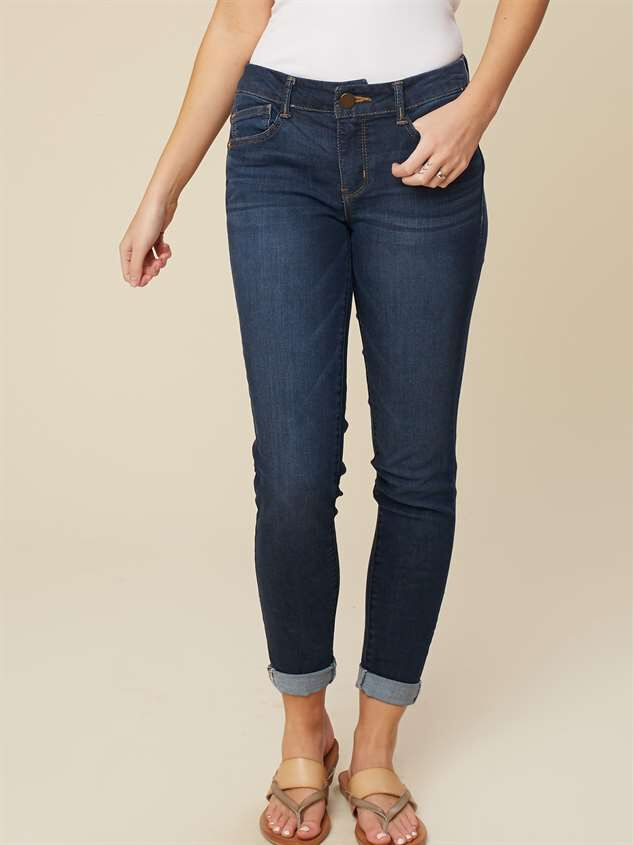 Roll Skinny Roll Jeans - Altar'd State