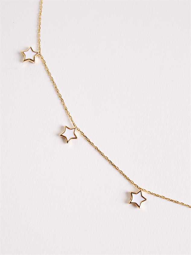 Shine Bright Like the Stars Necklace Detail 3 - Altar'd State
