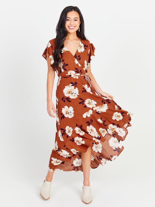 Florentina Floral Maxi Dress - Altar'd State