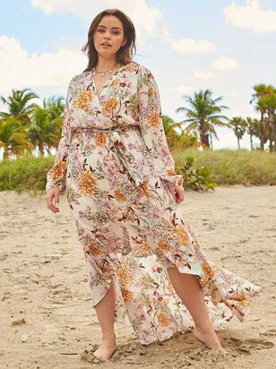 All About Florals Maxi Dress - Altar'd State