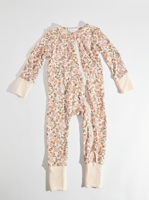 Tullabee Calico Floral Romper - Altar'd State