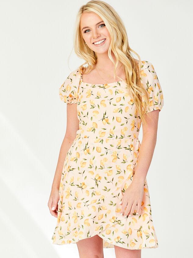 Pink Lemonade Dress - Altar'd State