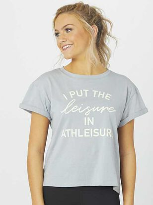 Revival Leisure in Athleisure Top - Altar'd State