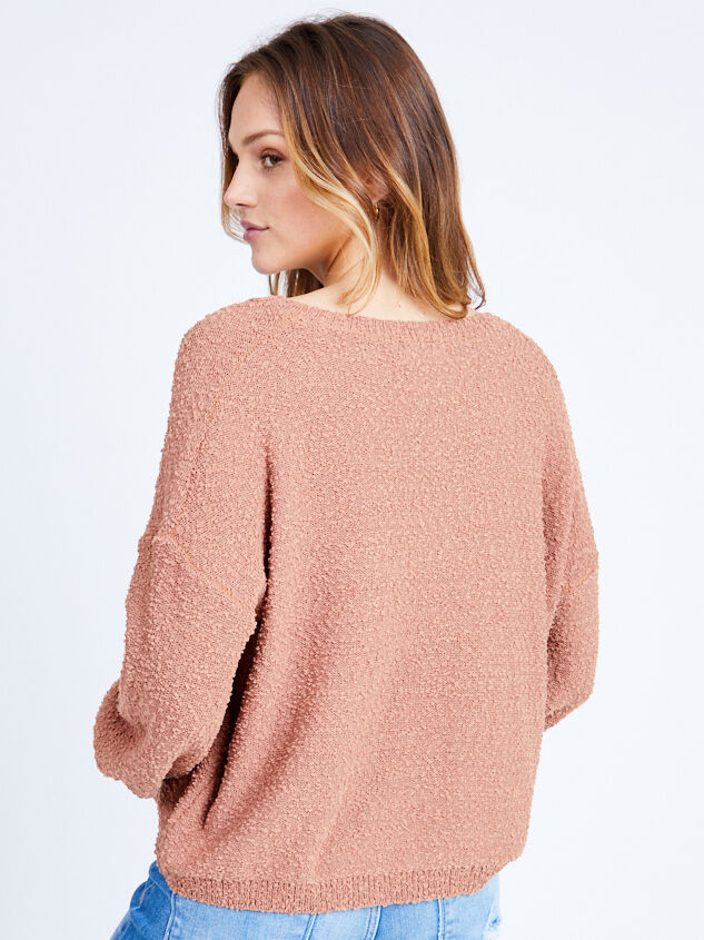 Camila Sweater Detail 2 - Altar'd State