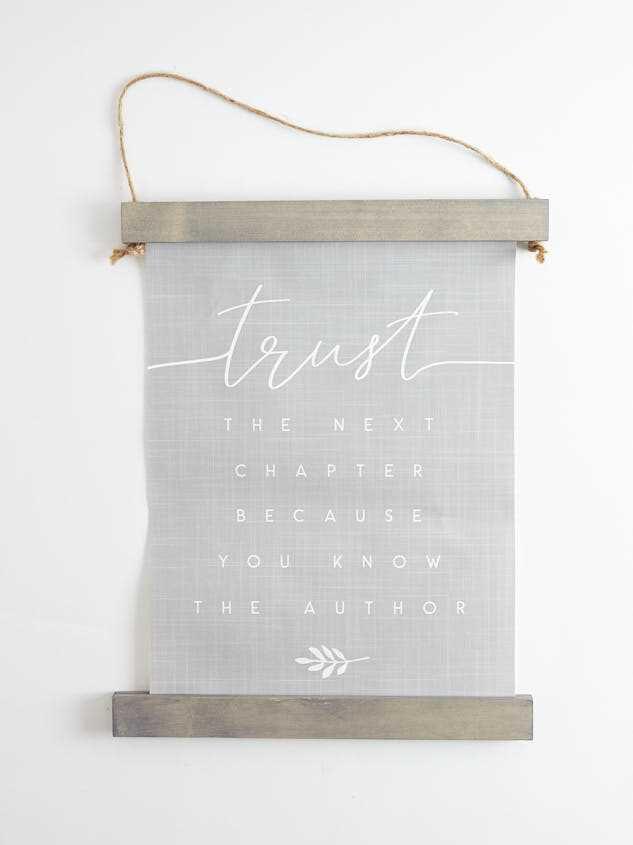 Trust Banner - Altar'd State