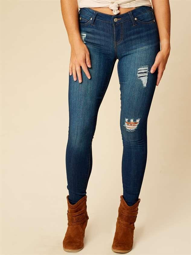 Genie Wash Jeans - Altar'd State