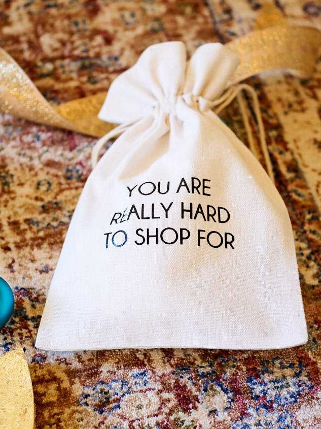 Hard to Shop For Gift Bag - Altar'd State