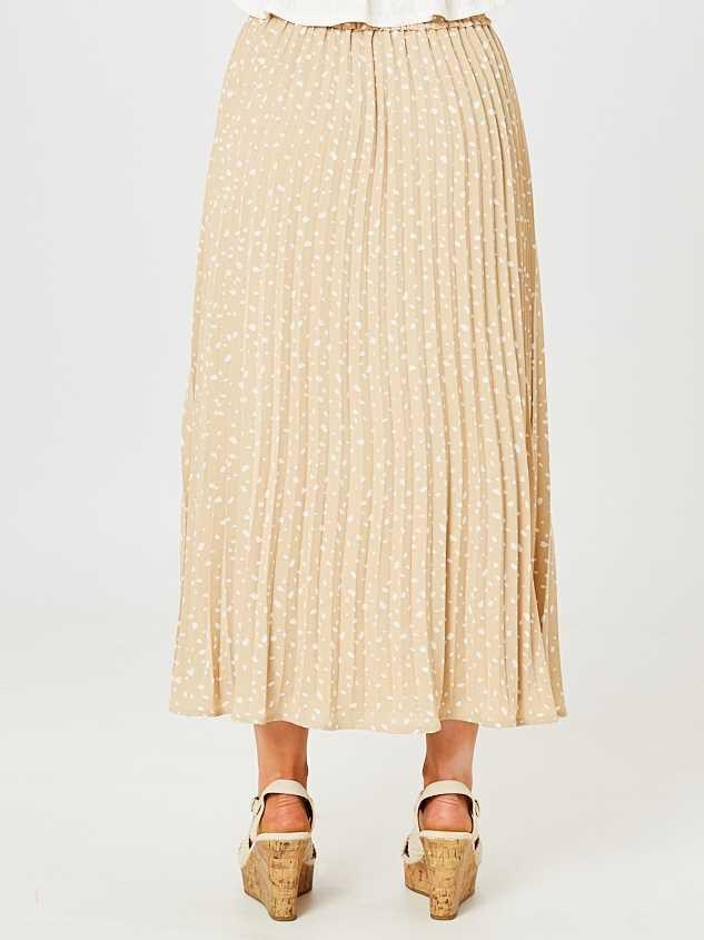 Kailey Midi Skirt Detail 5 - Altar'd State
