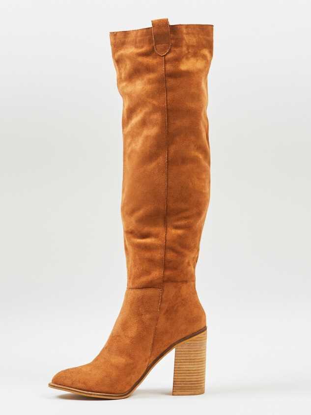 Saint Knee High Boots Detail 5 - Altar'd State