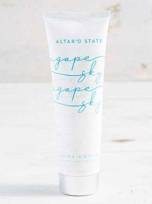 Agape Sky Body Cream - Altar'd State