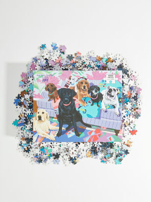 Dog Tails - Pup Pals Puzzle - Altar'd State