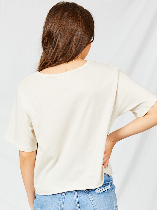 Champions Cropped Tee Detail 3 - Altar'd State
