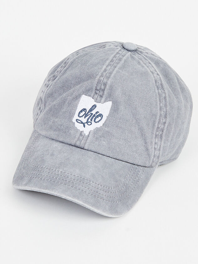 Ohio Embroidered State Baseball Hat - Altar'd State