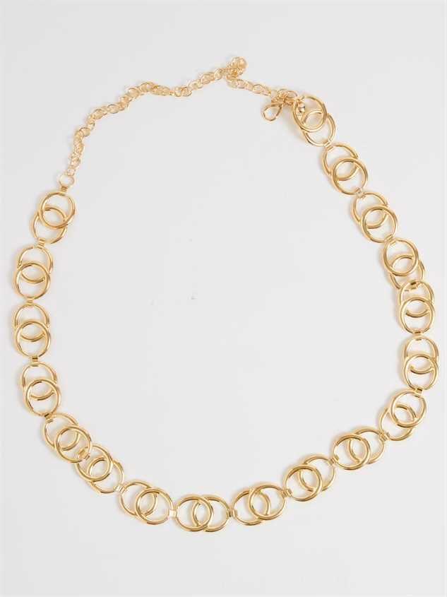 Lanie Chain Belt - Altar'd State