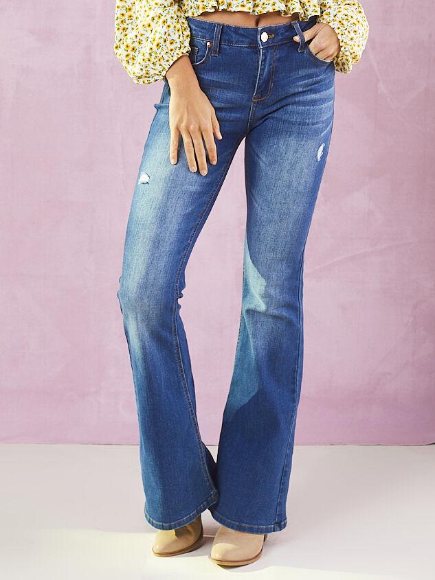 Bonsalla Flare Jeans - Altar'd State