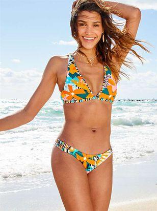 Zanza Tropical Bikini Swim Top - Altar'd State