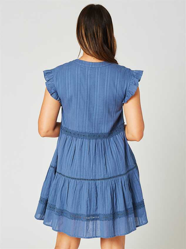 Elenia Dress Detail 3 - Altar'd State