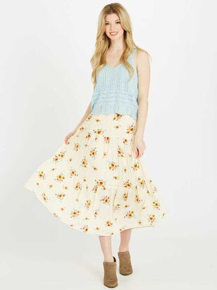 Breezy Days Maxi Skirt - Altar'd State