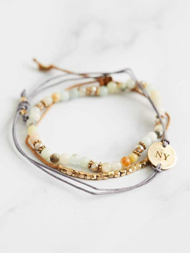 New York Friendship Bracelets Detail 2 - Altar'd State