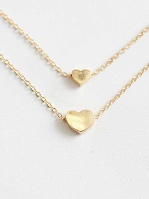 Double the Love Necklace - Altar'd State