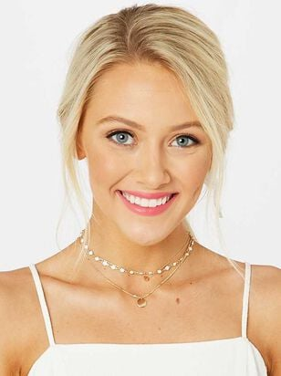 You're a Star Necklace Set - Altar'd State